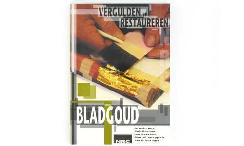 Vergulden en restaureren met bladgoud