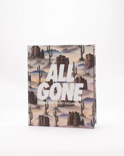 """ALL GONE 2016 book """"Desert Storm"""" Sand"""