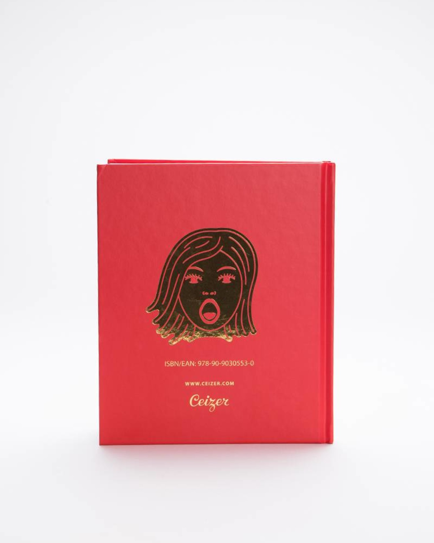 "Ceizer ""OH YES"" Hardcover Book"