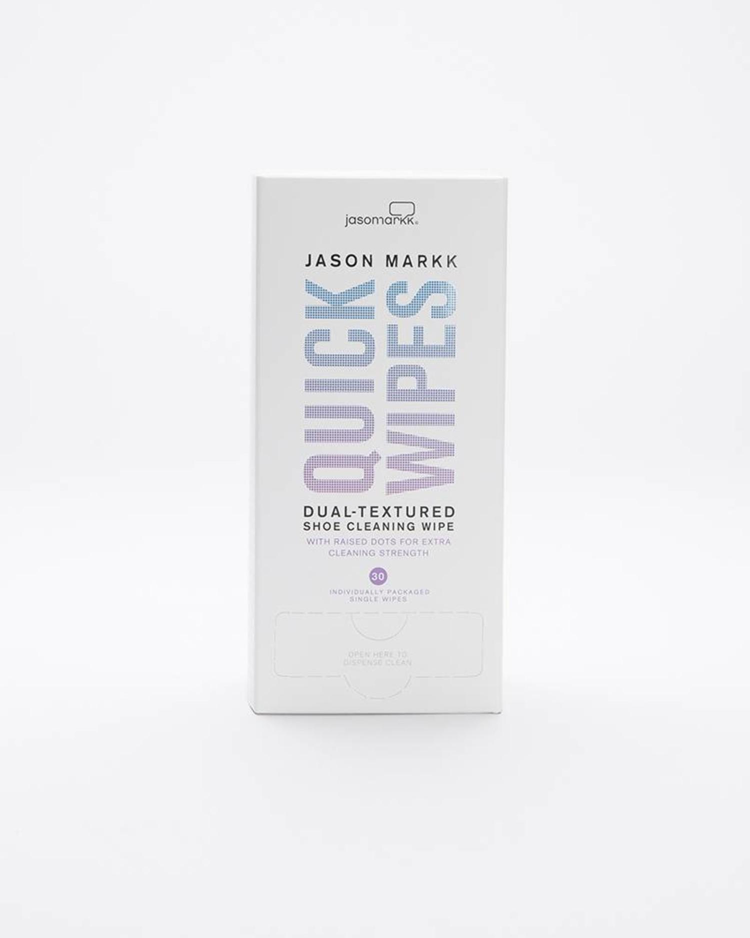 Jason Markk Quick Wipes Box 30 Cleaning-wipes