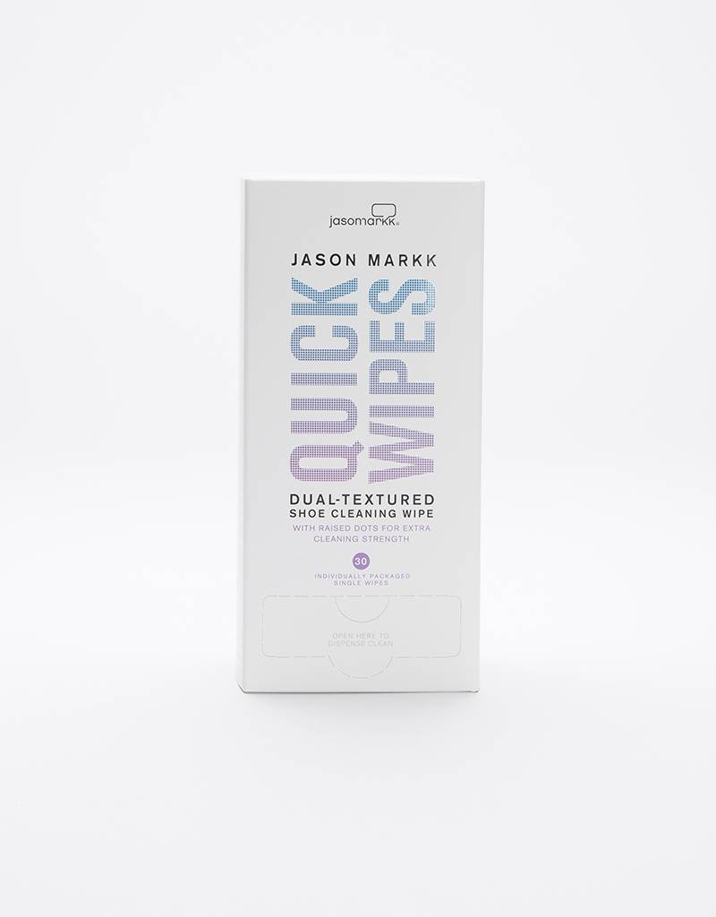 Jason Markk Quick Wipes Box 30 Schoonmaakdoekjes