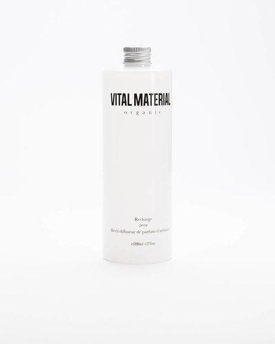 Vital Material Reed Diffuser Refill 500ml Bergamot