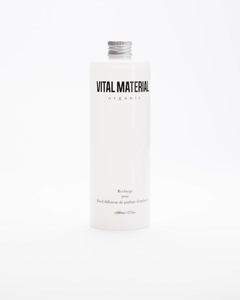 Vital Material Vital Material Reed Diffuser Refill 500ml Bergamot