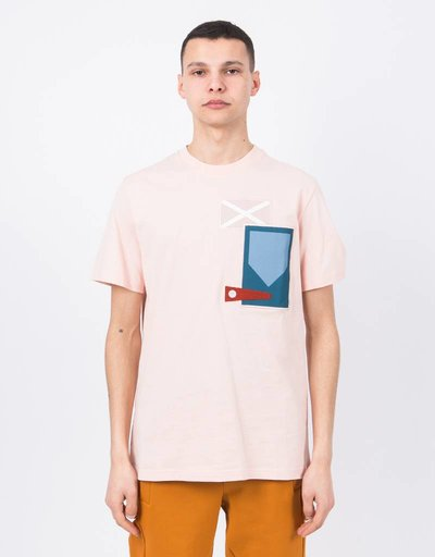 Tratlehner Thread Eel T-shirt Peachy