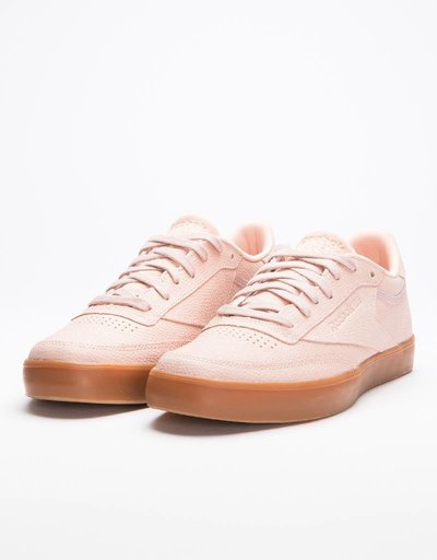 Reebok club c 85 fvs ps de desert dust/gum