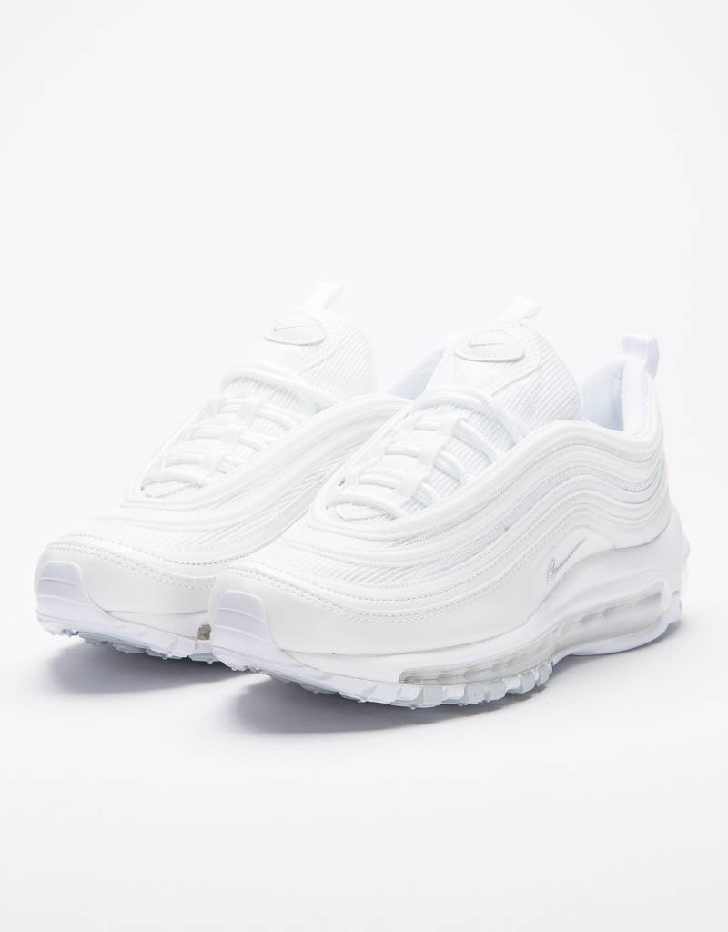 Nike Women's Air Max 97 white/white-pure platinum