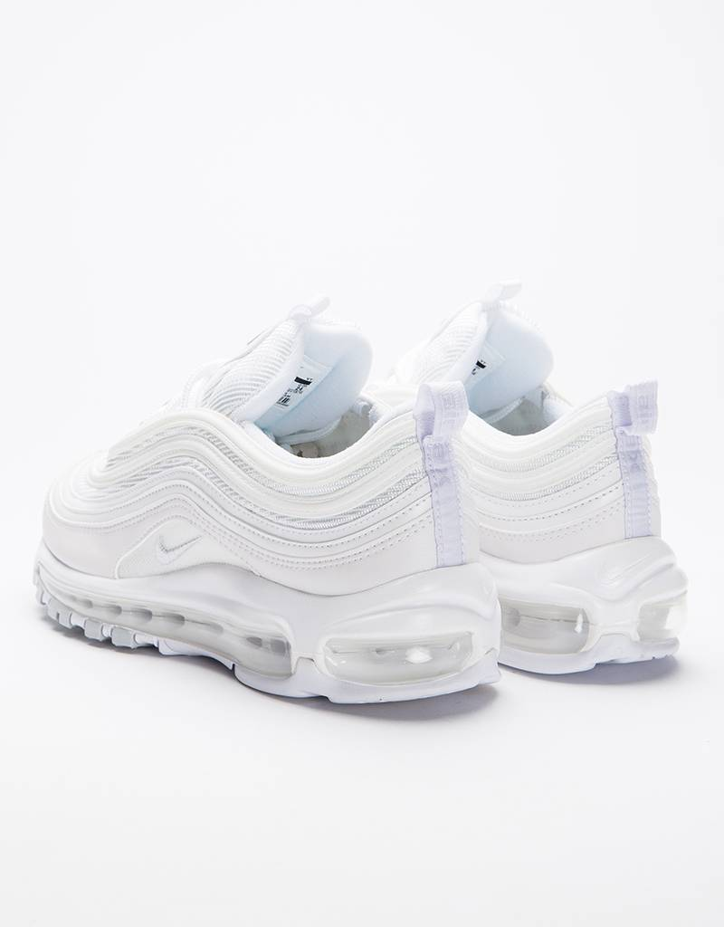 Nike Women's Air Max 97 white/white-pure platinum