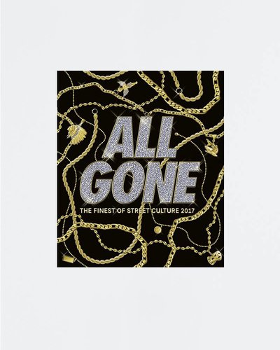 ALL GONE 2017 book Black