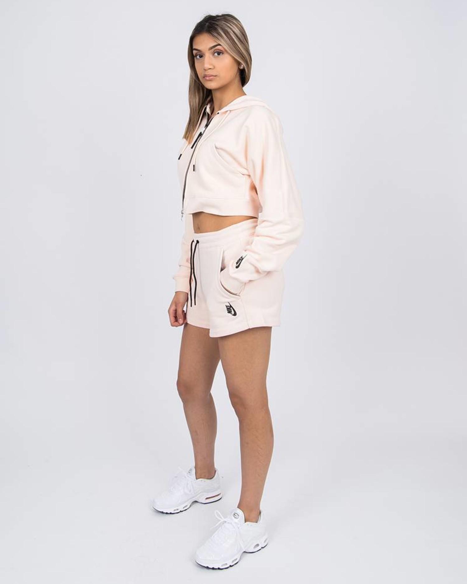 NikeLab Nrg Zip Hoodie Guava Ice / Black