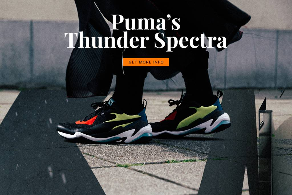 De langverwachte Puma Thunder Spectra