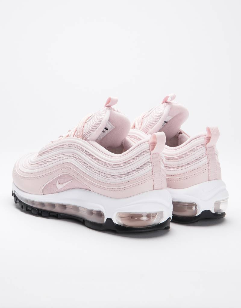 Nike women's air max 97 barely rose/barely rose-black