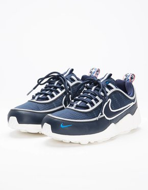 Nike Nike air zoom spiridon se obsidian/sail-blue nebula-dark grey