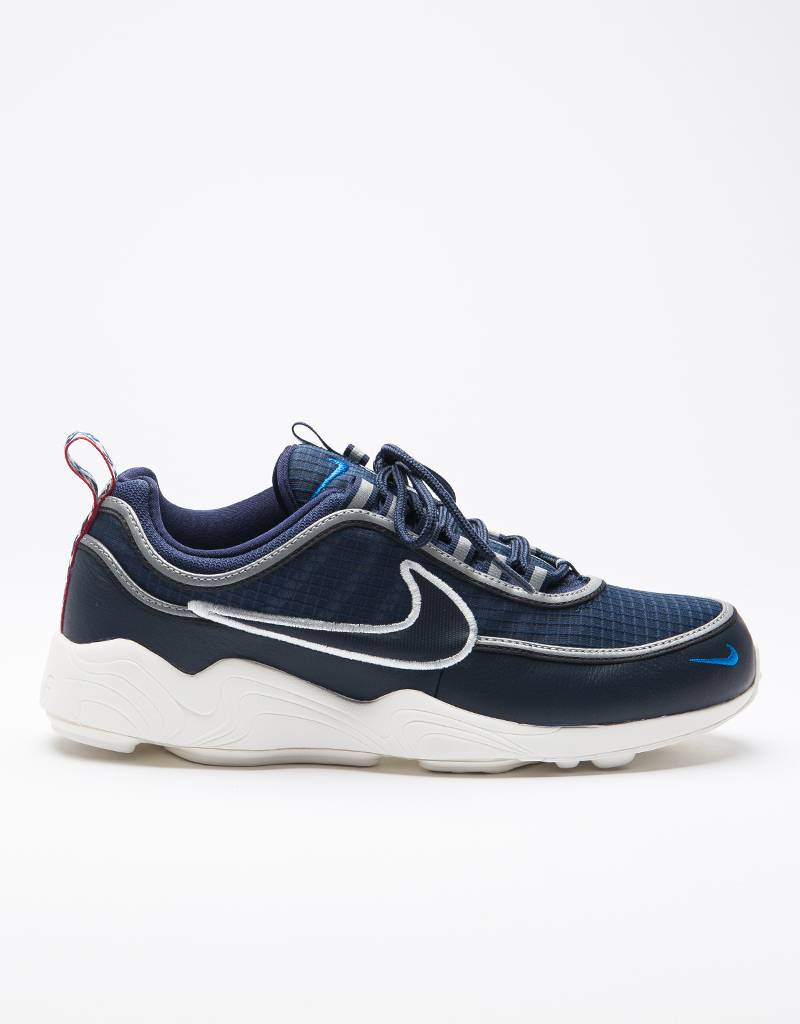 Nike air zoom spiridon se obsidian/sail-blue nebula-dark grey