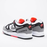 Nike Air Span II black/dust-solar red-white