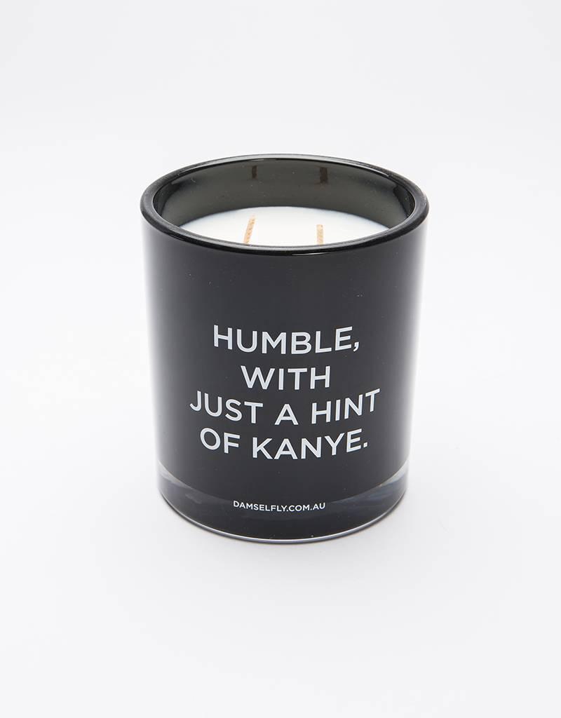 Damselfly Candle Extra Large Humble