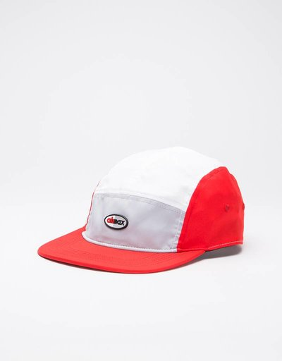 Nike AW84 Cap Wolf Grey/White/University Red