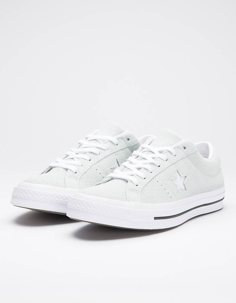 Converse One Star OX Dried Bamboo White Black - Avenue Store 792216fc6