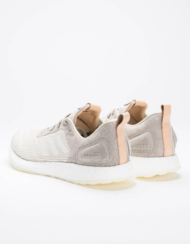 Adidas X Solebox DPR Pureboost Sesame/Cwhite/Cwhite