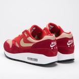 Nike Air Max 1 Premium Retro tough red/mushroom-rush red-pale vanilla