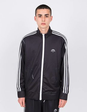 Adidas Alexander Wang X Adidas Track Top Black/White/Bold Orange