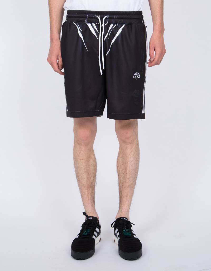 Alexander Wang X Adidas Shorts Black/White