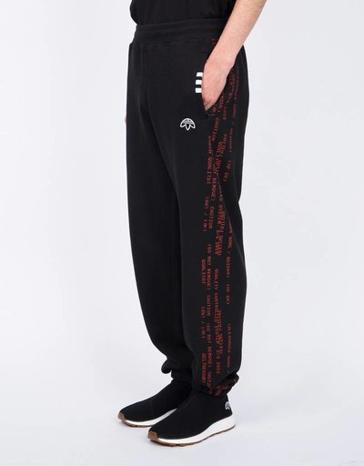 Alexander Wang X Adidas Joggers Black/Core Red