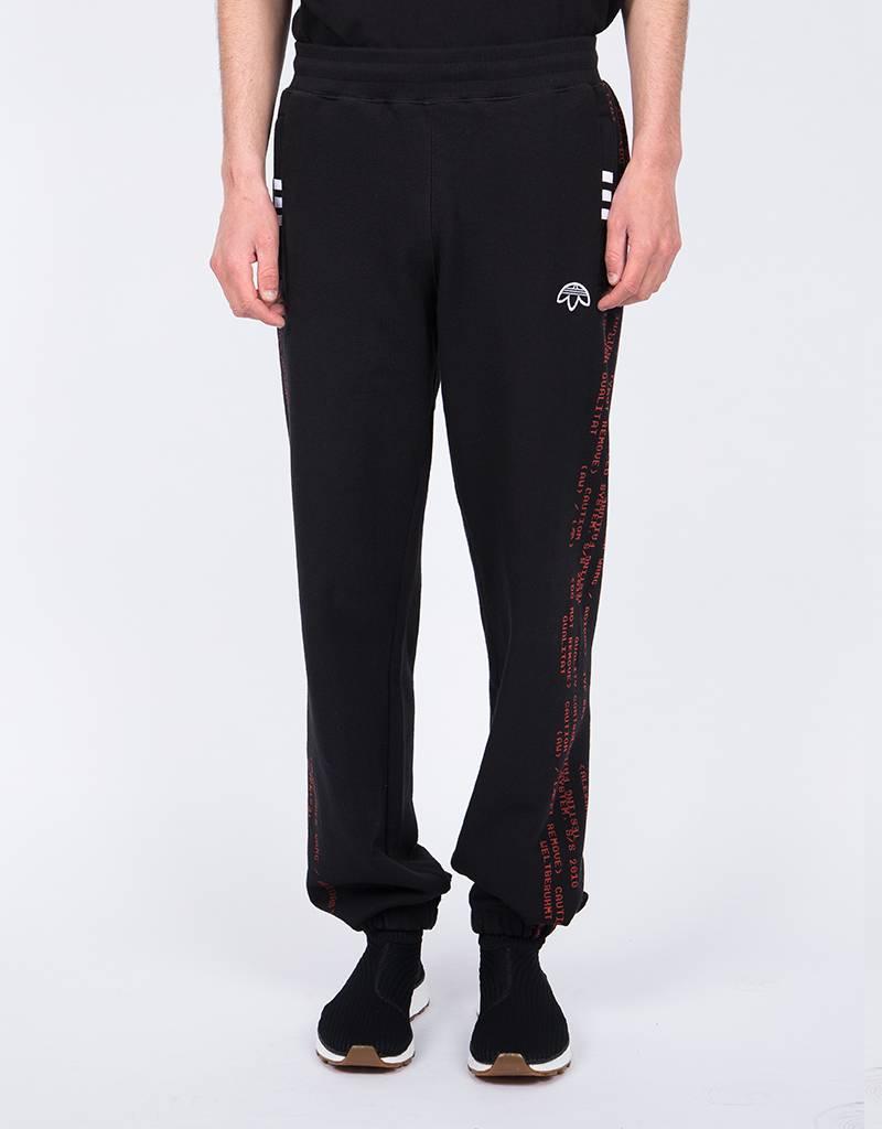 Alexander Wang X Adidas Joggers Black/Core Red