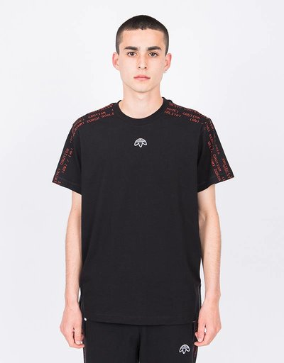 Alexander Wang X Adidas T-Shirt Black/Core Red