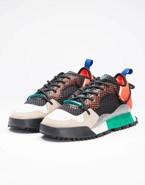 Adidas Alexander Wang X Adidas Reissue Run Solar Run/Core Black/Bold Green