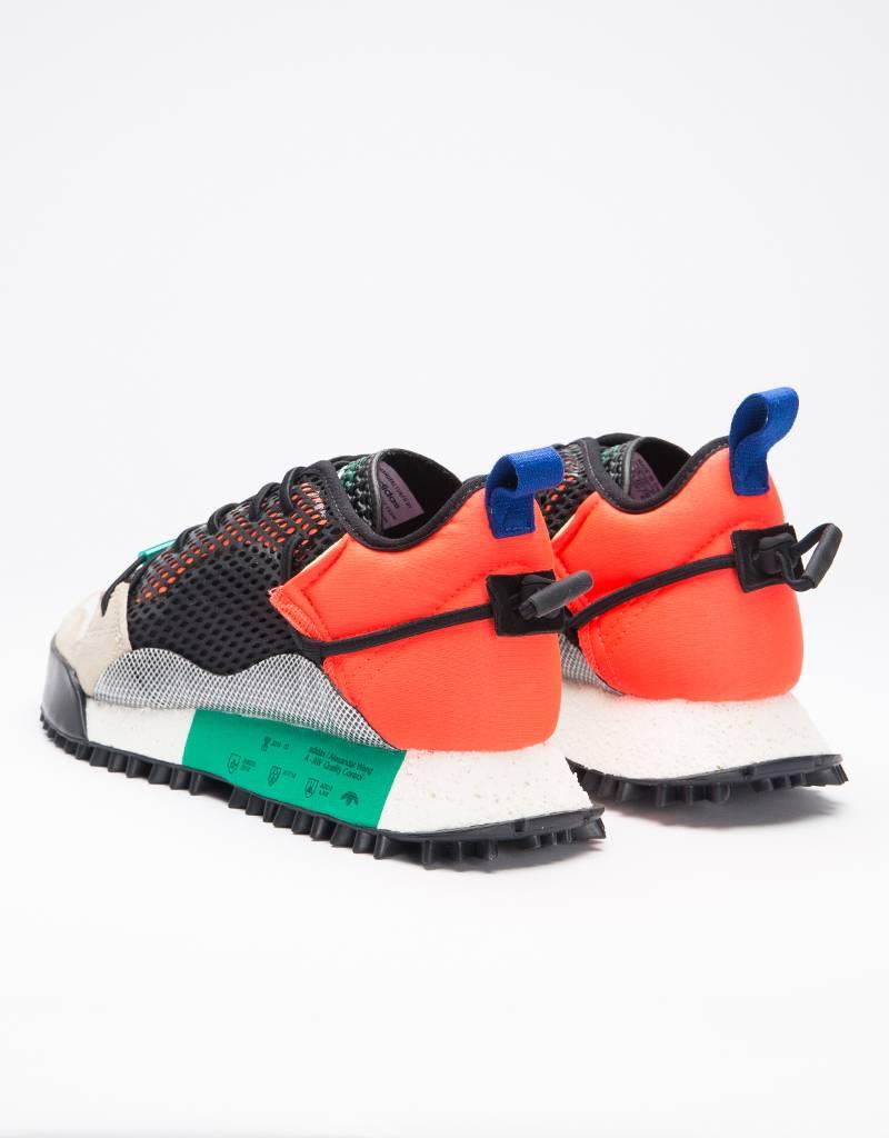 Alexander Wang X Adidas Reissue Run Solar Run/Core Black/Bold Green