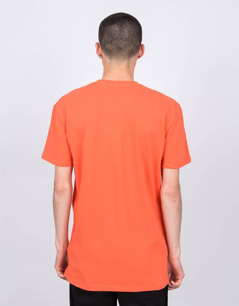 Patta Basic Pique T-shirt  Camellia