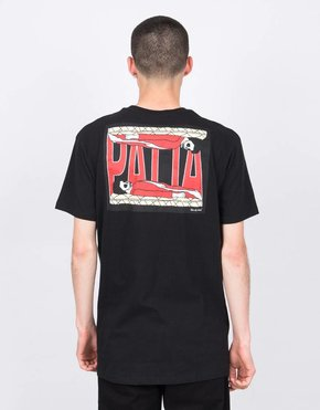 Patta Patta Rest Easy T-Shirt Black