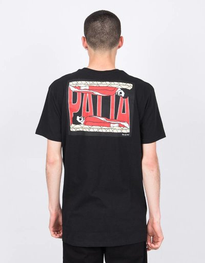 Patta Rest Easy T-Shirt Black