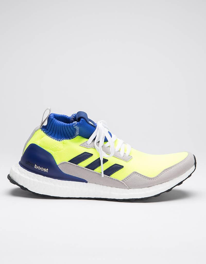 Adidas Ultraboost Mid Syello/Ntnavy/Hirblu