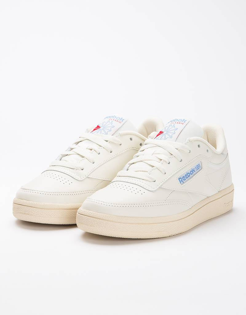 Reebok Club C 85 Chalk/Paper/White/Blue