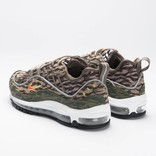 Nike Air Max 98 khaki/team orange-medium olive