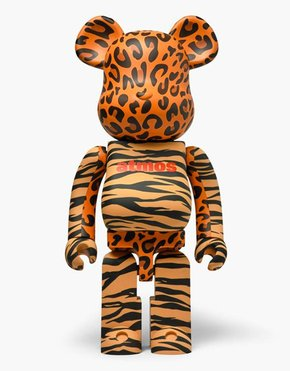 BEARBRICK BE@RBRICK x atmos  1000% Animal