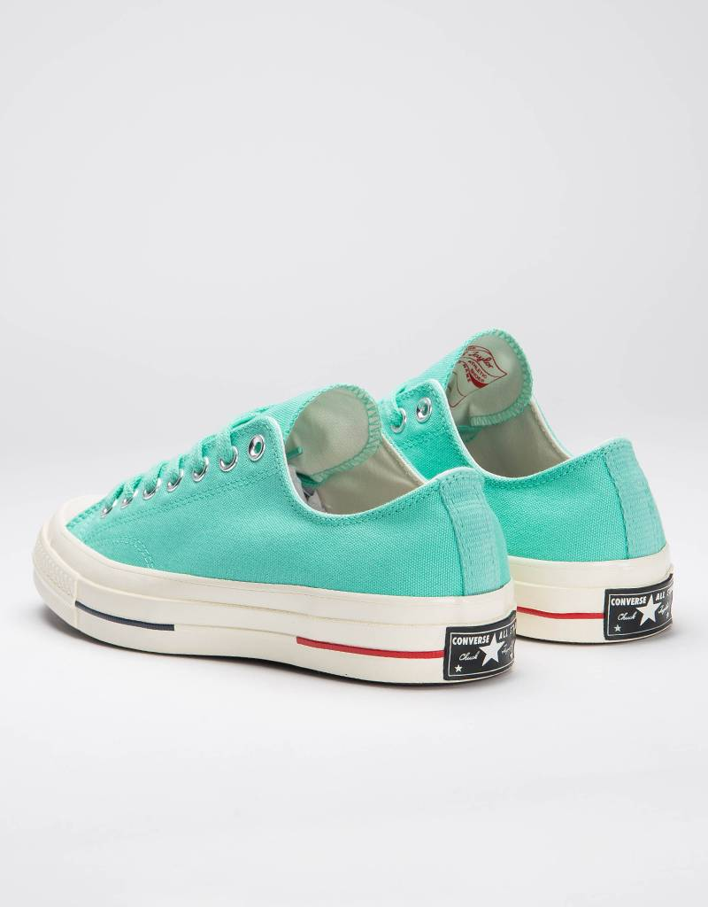 b2bfee2ba97e Converse Chuck 70 Heritage Light Menta Navy Gym Red - Avenue Store