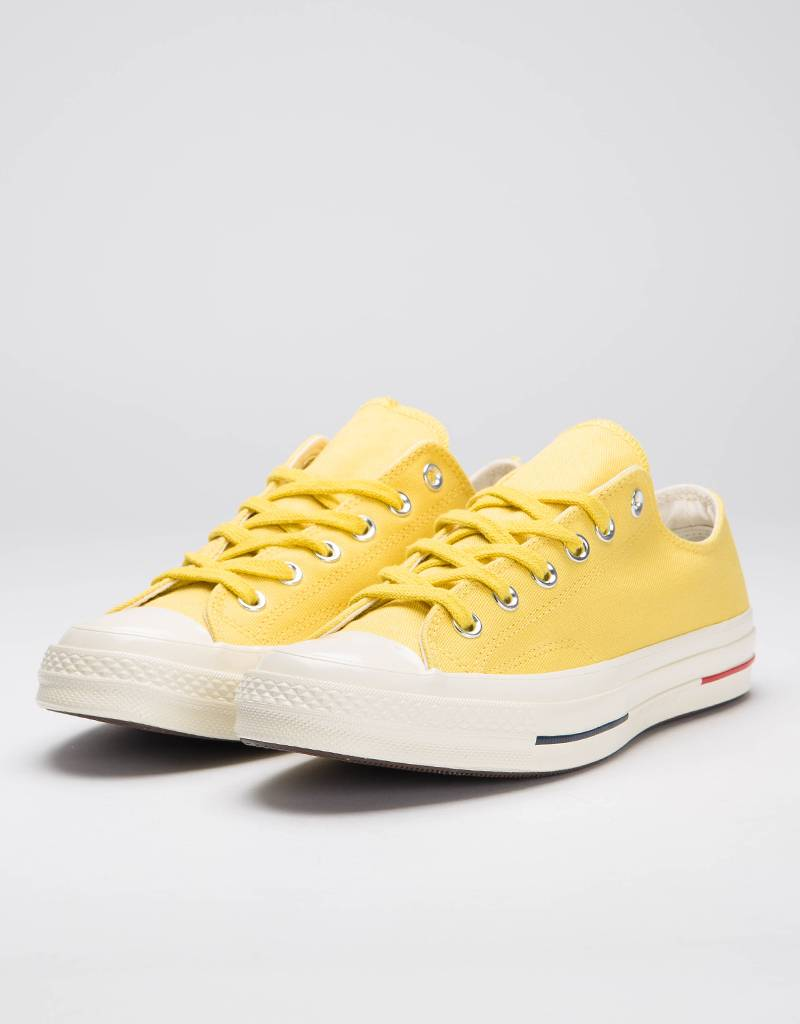 8e0861aeb47a Converse Chuck 70 Heritage Court Desert Gold Navy Gym Red - Avenue Store