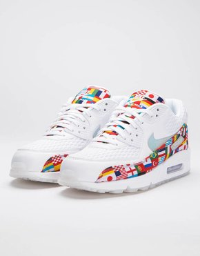 Nike Nike Air Max 90 NIC white/multi-color