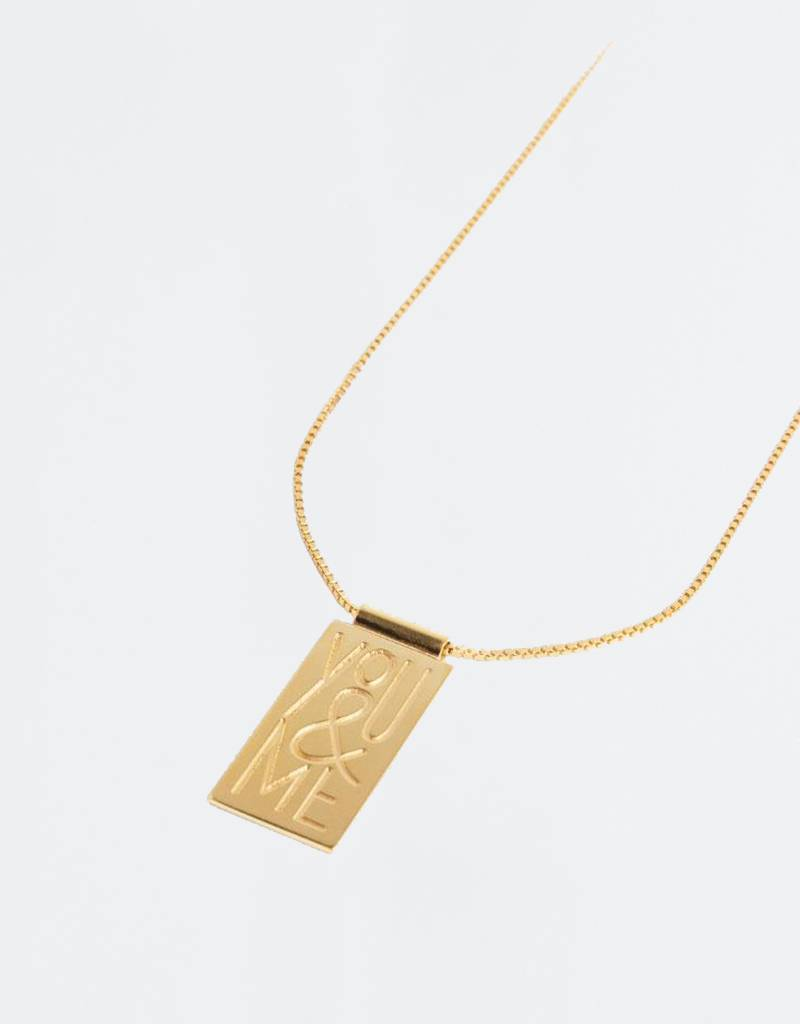 The Boyscouts x Ceizer Necklace You & Me / Perfect