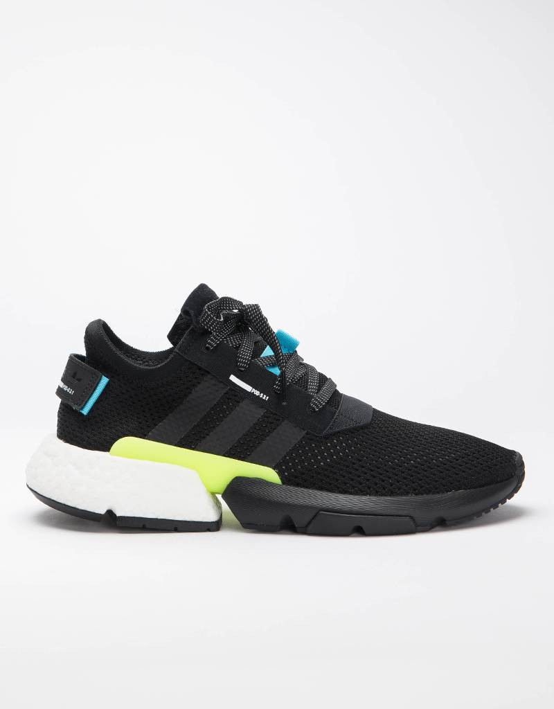 Adidas POD-S3.1 Cblack/CBlack/Gretwo