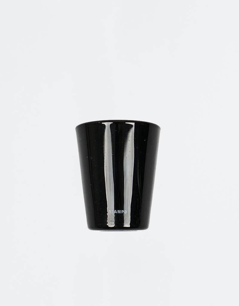 Stampd fuck off shot glass black