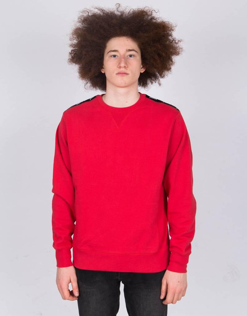 Patta Commander Heavy Crewneck Sweater Lollypop