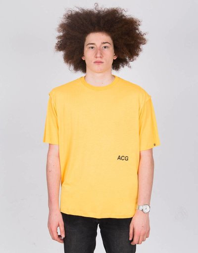 NikeLab ACG m Variable Tee Laser Orange