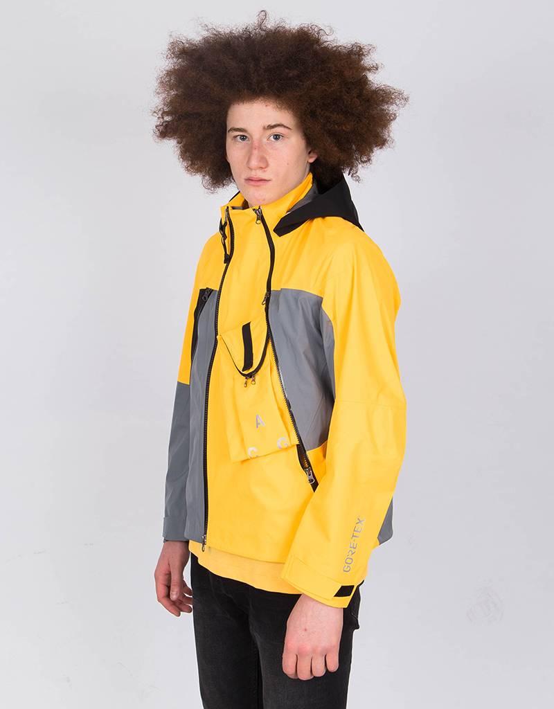NikeLab ACG m Deploy Goretex Jacket Laser Orange/Cool Grey