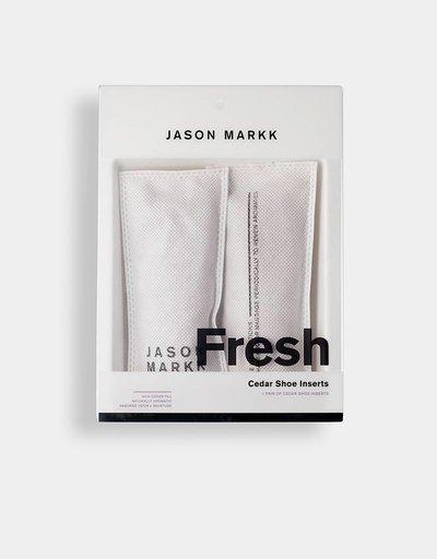 Jason Markk Cedar Scented Inserts