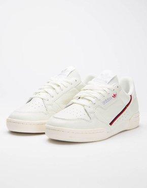 Adidas Adidas Continental 80 Whitin/Owhite/Scarle