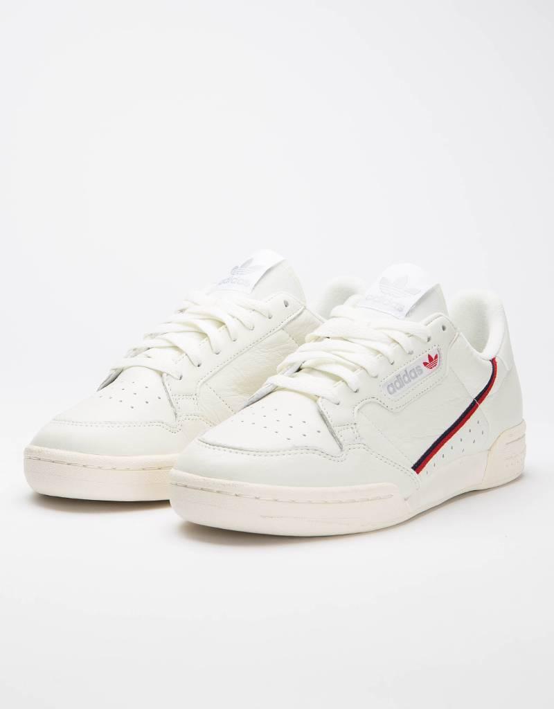 Adidas Continental 80 Whitin/Owhite/Scarle
