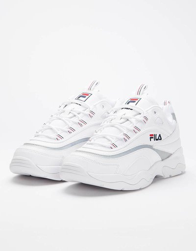 Fila Ray White/Silver